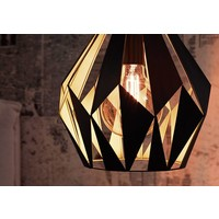 Vintage design 49254 suspended luminaire
