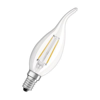 OSRAM LED filament Classic E14 2W warm wit
