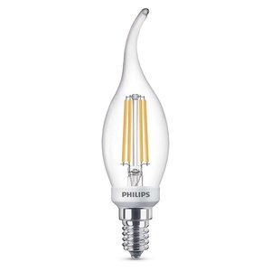 Philips LED filament Classic E14 5W warm white DIM