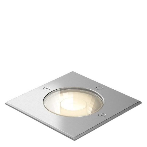 Wever & Ducré LED ground spotlight CHART 1.6 INOX