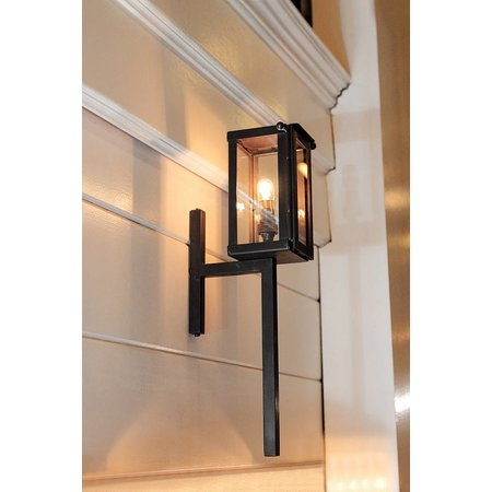 Authentage verlichting Rural Wall Lamp Display Case Petite Torch outdoor