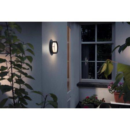 Philips LED Outdoor wall lamp MyGarden Samondra with sensor 1739293P0 - Copy - Copy