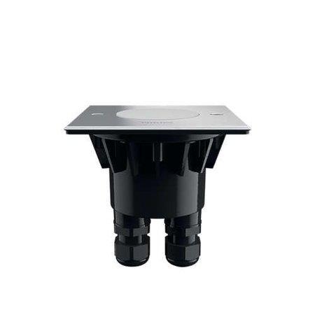 Philips LED ground spot MyGarden Crust INOX