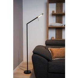 Lucide LED Staanlamp BERGAMO zwart 12719/06/30