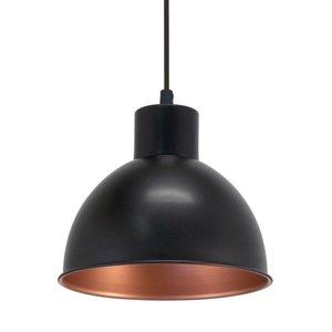 EGLO Hanglamp TRURO 1 Zwart 49238