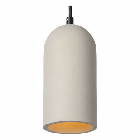 Lucide GIPSY LED hanging lamp Taupe 35411/04/41