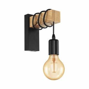 EGLO Vintage Wandlamp TOWNSHEND 32917