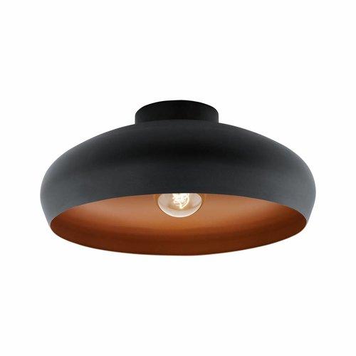 EGLO Vintage Ceiling light Mogano Ø40cm