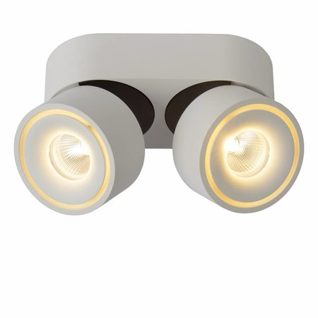 Lucide LED Plafondspot YUMIKO dimbaar wit 35911/16/31