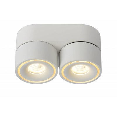 Lucide Spot LED pour plafond YUMIKO dimmable white 35911/16/31