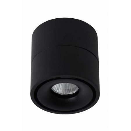 Lucide LED Plafondspot YUMIKO dimbaar zwart 35911/08/30