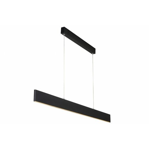 Lucide RAYA LED pendant light black 45455/50/30