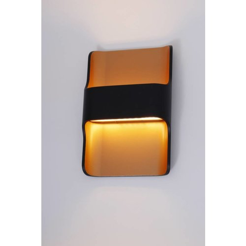 LioLights LED Wall lamp DALLAS IP54 OUTDOOR