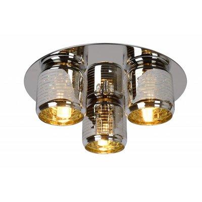 Lucide ERYN Ceiling light Chrome Ø 38 cm 70184/03/11