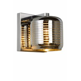 Lucide ERYN wall lamp Chrome 70284/01/11
