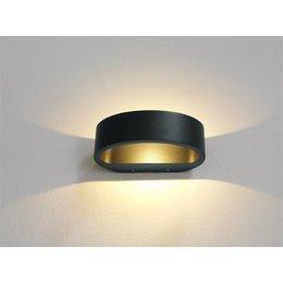 LioLights LED Outdoor Wall Lamp Sharp IP54