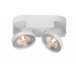 Lucide Spot de plafond à LED VERSUM blanc 22960/20/31