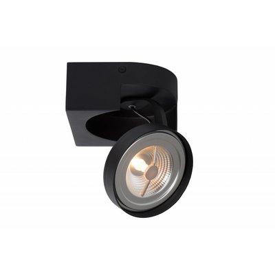 Lucide LED Plafondspot VERSUM zwart 22960/10/30