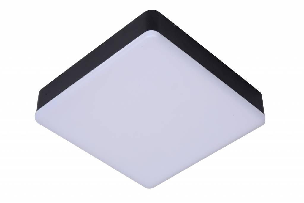 Badkamer Plafondlamp Led : Lucide tisis led plafonnire badkamer led w k ip wit