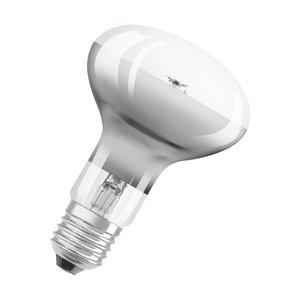 OSRAM E27 LED Retrofit R80 straler warm wit