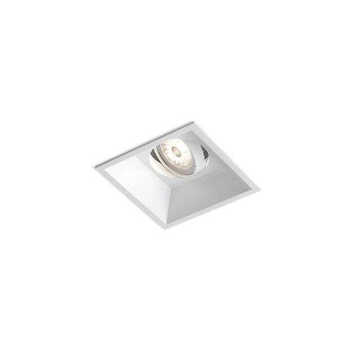 Wever & Ducré Inbouwspot Pyramid 1.0 LED wit 113161W3