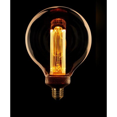 ETH E27 Retro Filament LED lamp G120 DIM 3.5/13W