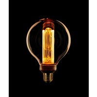 E27 Retro Filament LED lamp G95 DIM 3.5/13W