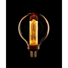 ETH E27 Retro Filament LED lamp G95 DIM 3.5/13W