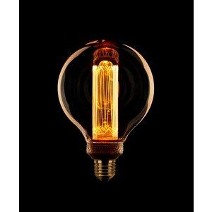 ETH E27 Retro Filament LED lamp G95 DIM 3.5/13W