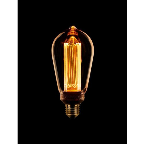 ETH E27 Retro Filament LED lamp ST64 DIM 3.5 / 13W