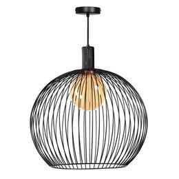 ETH Hanglamp WIRE 70cm zwart 05-HL4458-30