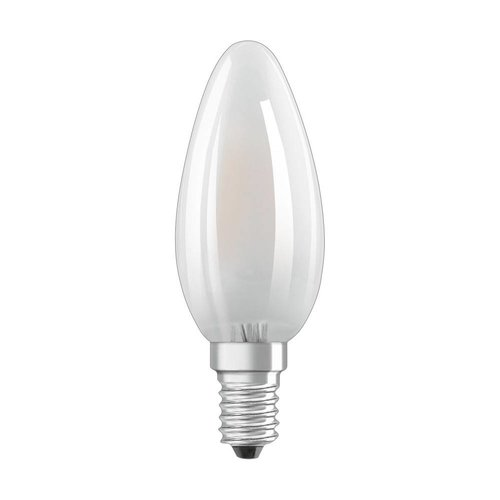 OSRAM Led Star B25 E14 2-25W candle lamp warm white