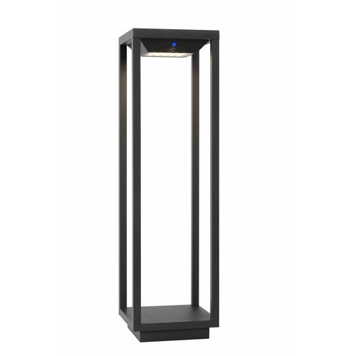 Lucide Pedestal lamp TENSO SOLAR Outdoor IP54 LED 1x2,2W