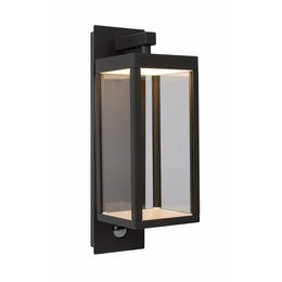 Lucide Wall light CLAIRETTE sensor Outside 28861/10/30