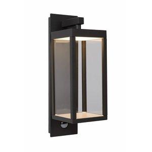 Lucide CLAIRETTE - Wandlamp Buiten - LED - 1x15W 3000K - IP54 - Antraciet - 28861/10/30