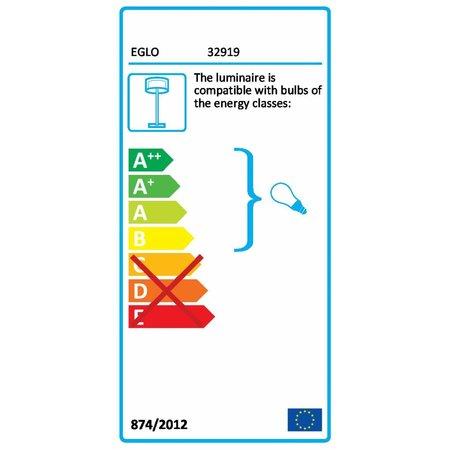EGLO Vloerlamp TOWNSHEND 32919