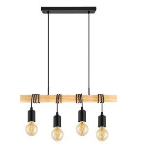EGLO Vintage hanging lamp Townshend 32916
