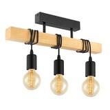 EGLO Vintage plafondlamp Townshend 32915