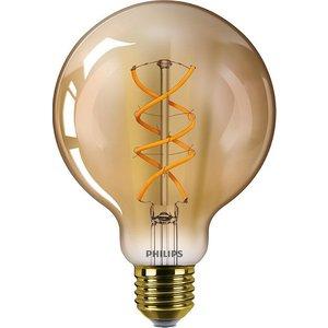 Philips E27 Filament LED lamp CLA Bulb 5-25W ND G93