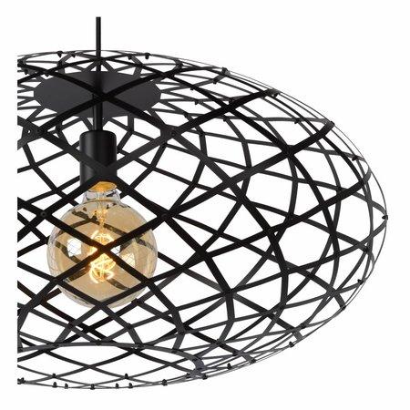 Lucide hanging lamp WOLFRAM black 21417/65/30