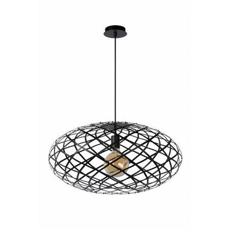 Lucide lampe suspendue WOLFRAM noir 21417/65/30