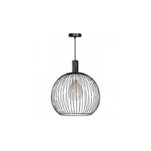 ETH Hanglamp WIRE 50cm zwart 05-HL4447-30