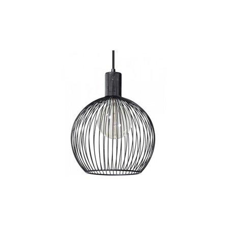 ETH Hanglamp WIRE 30cm zwart 05-HL4445-30