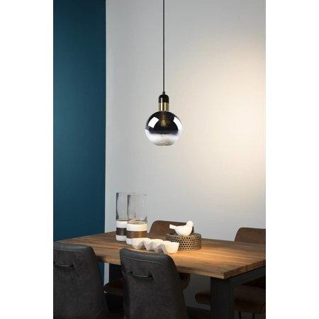Lucide hanging lamp JULIUS 20cm fumé 34438/20/65