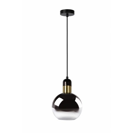 Lucide lampe à suspension JULIUS 20cm fumé 34438/20/65