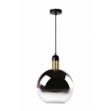 Lucide hanglamp JULIUS 28cm fumé 34438/28/65