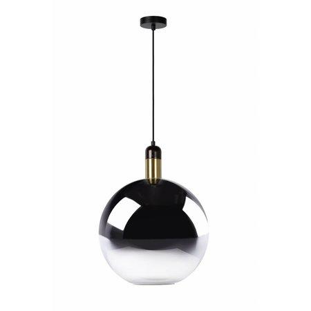 Lucide hanglamp JULIUS 40cm fumé 34438/40/65