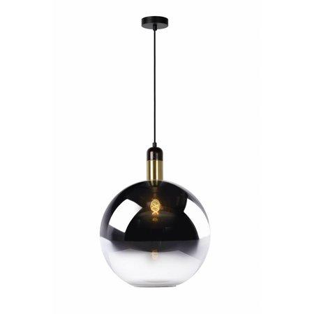 Lucide lampe à suspension JULIUS 40cm fumé 34438/40/65