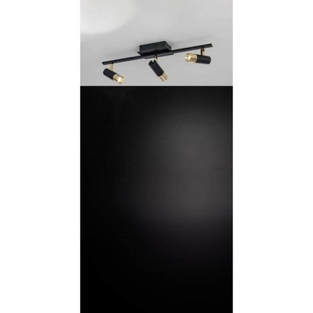 EGLO LED wall / Ceiling spot Tomares 3-light 39146
