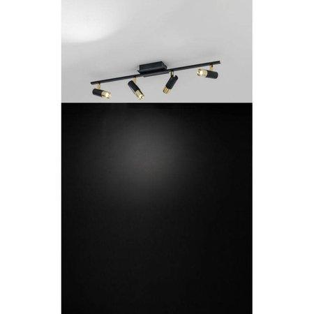 EGLO Spot LED pour mur / plafond Tomares 4-lumière 39147